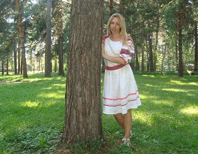 Валентина Полдникова