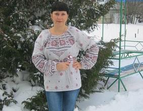 Ирина Илюшкина