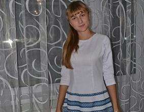 Оксана Зиборова