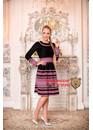 Платье современное в русском стиле Чернавушка