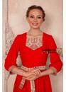 Платье в русском стиле Зов Макоши