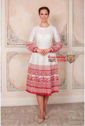 Платье Сударыня из хлопка