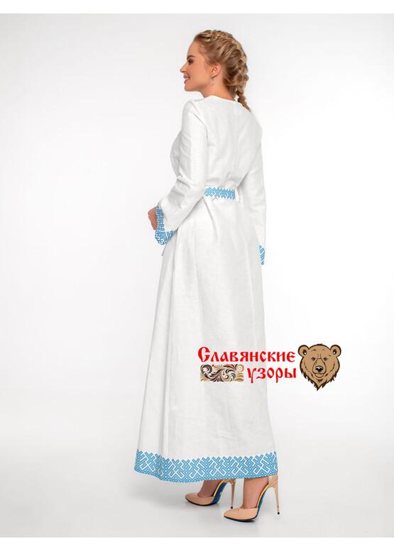 Платье славянское Беловодье