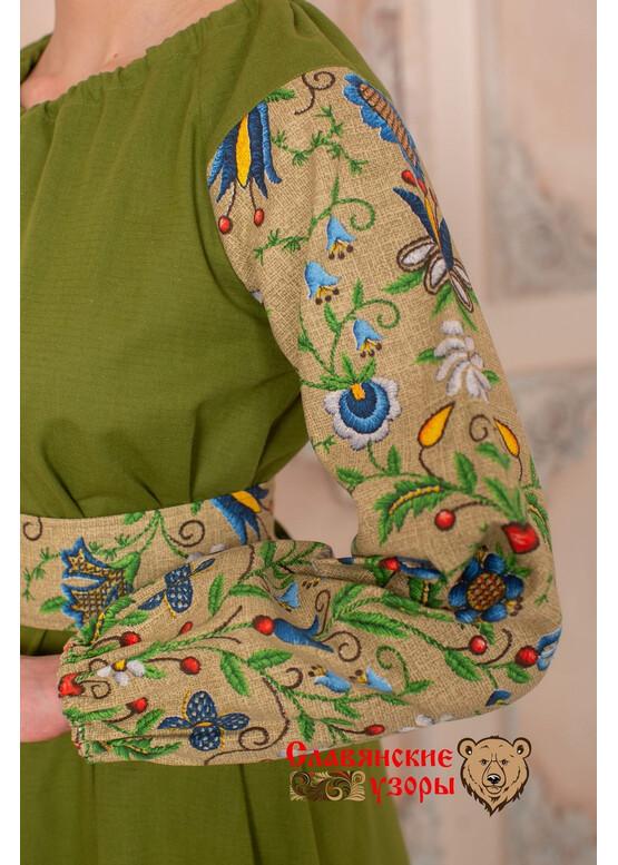 Платье Травница в пол