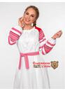 Платье праздничное славянское Вешние воды (вид 1)